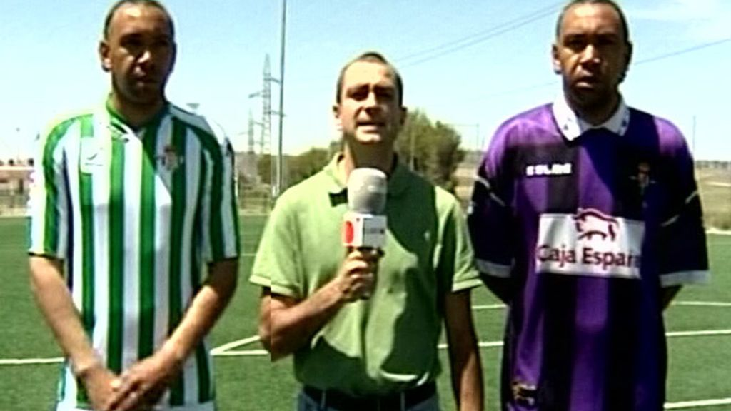 Benjamín, ¿Betis o Valladolid?