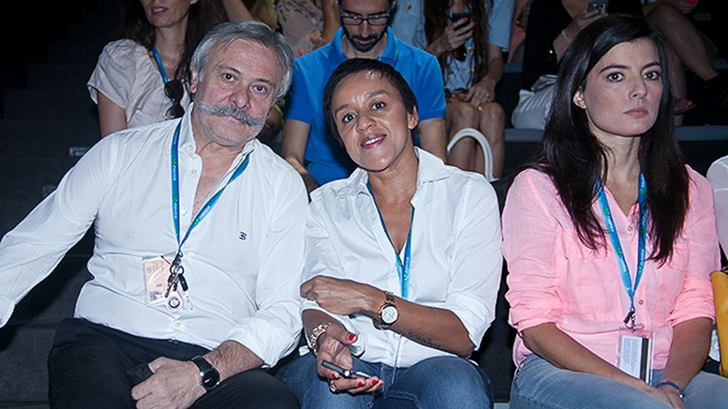 Público en Andrés Sardá ss14