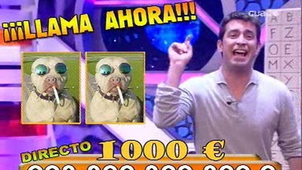 Arturo Valls presenta el Telesablazo