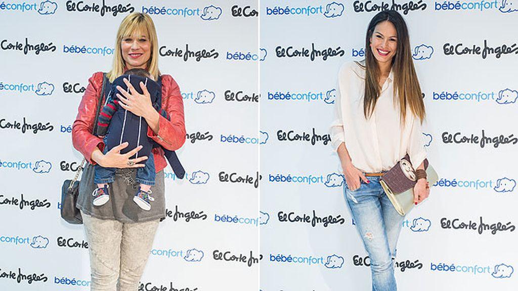 Carla Hidalgo y Mireia Canalda