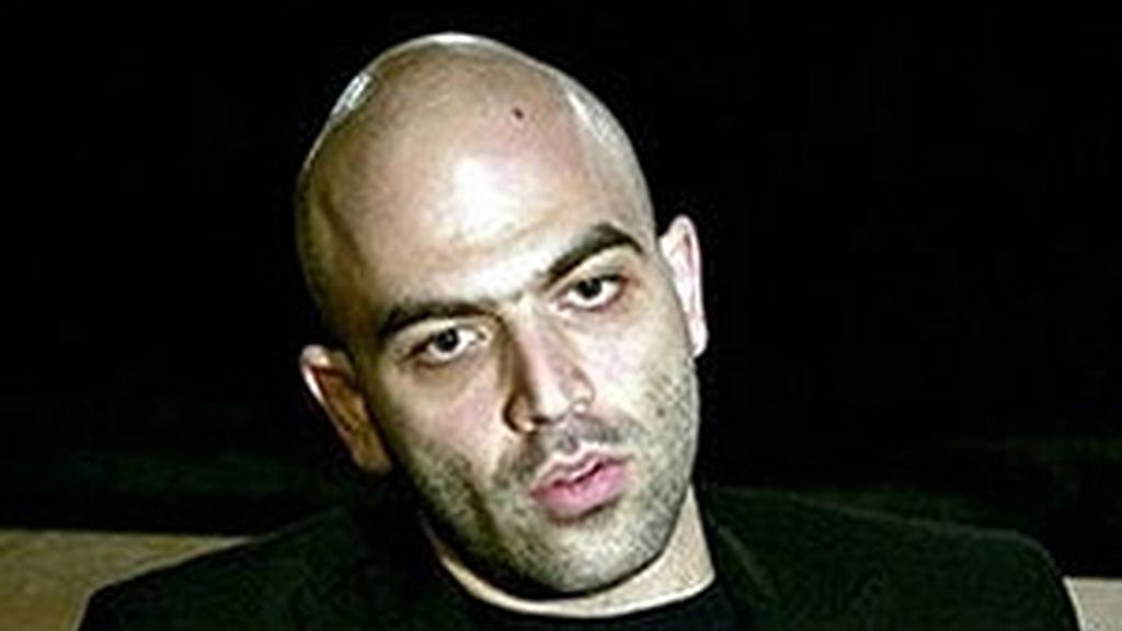 Roberto Saviano, experto en mafia napolitana. Foto: AP