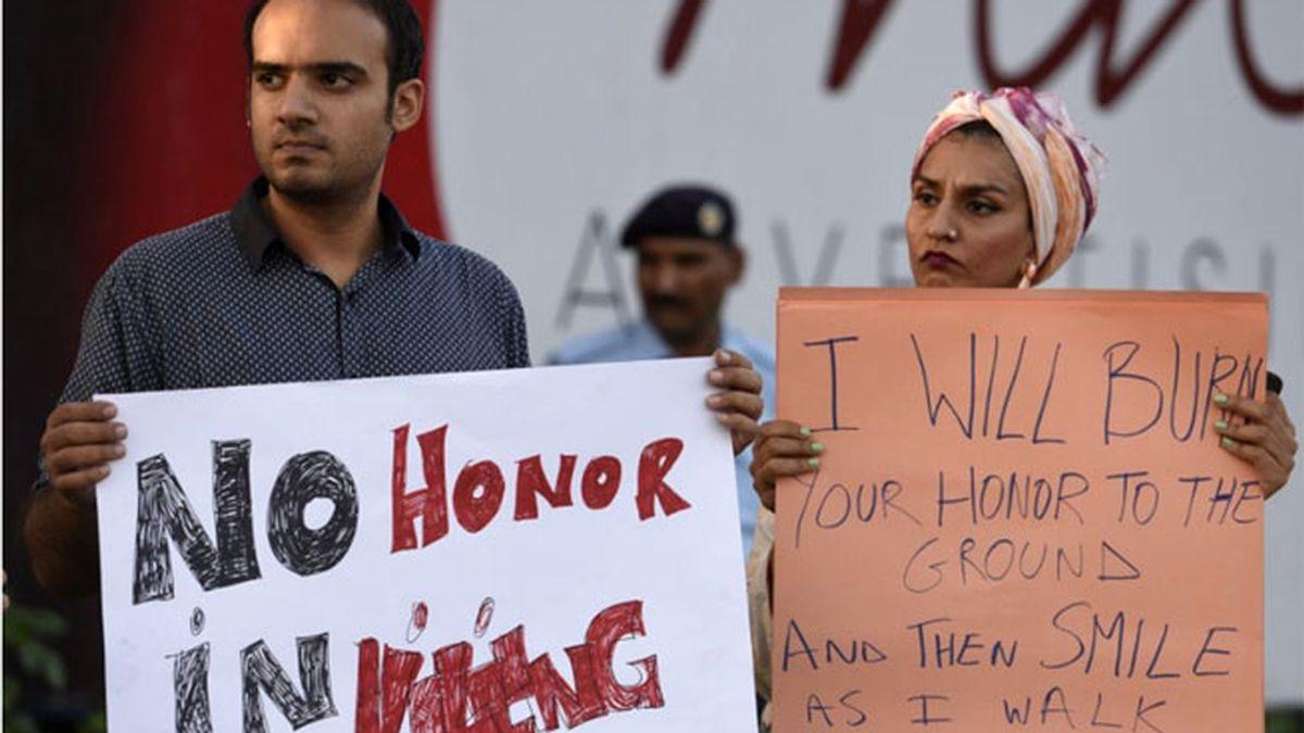 pakistán, crimen de honor,