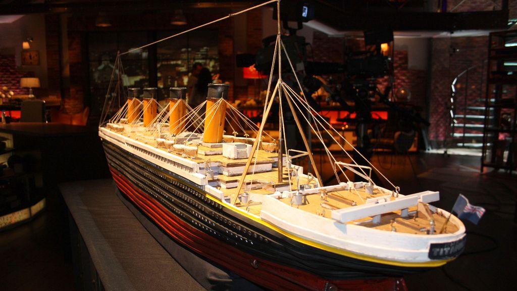'Cuarto Milenio' repasa los misterios que rodearon al hundimiento del Titanic