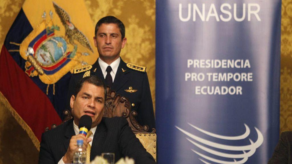 Ecuador recobra la normalidad