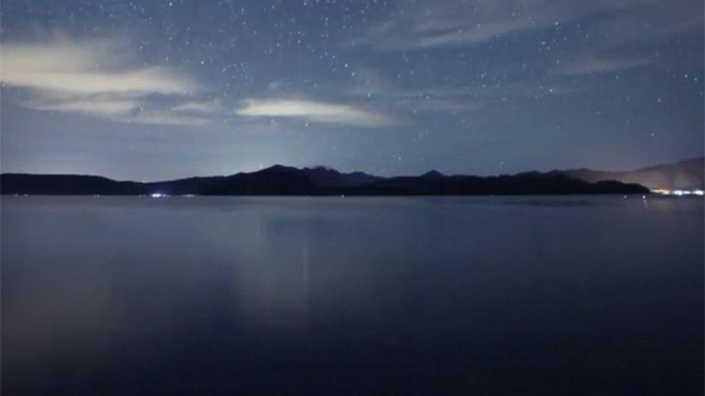 Lluvia estelar Oriónidas