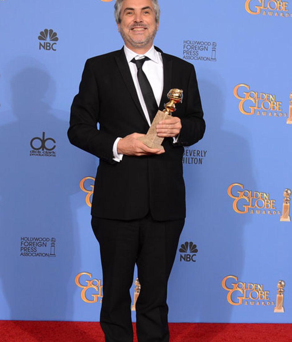 Alfonso Cuarón, mejor director