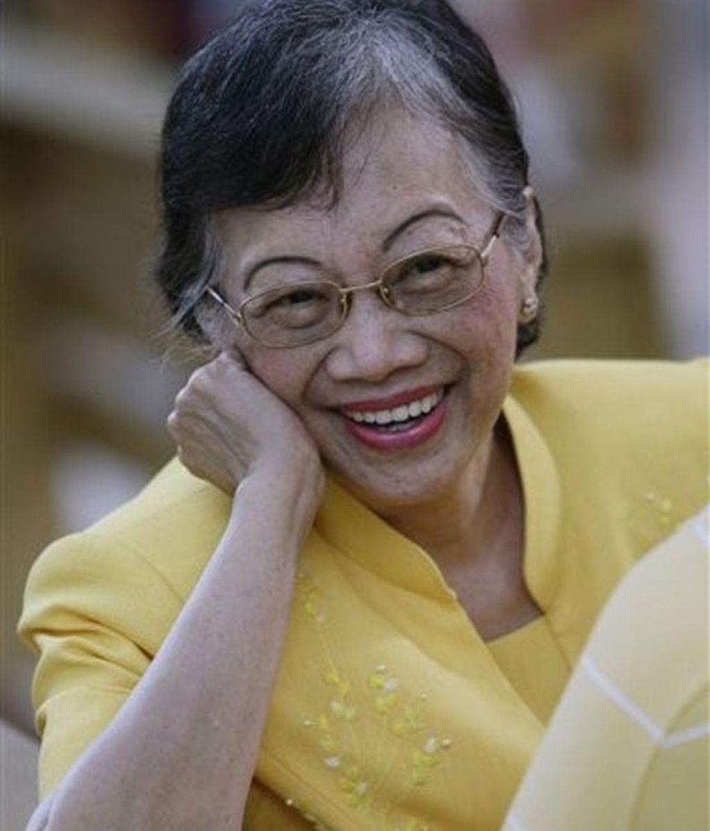 Aquino en el 2008