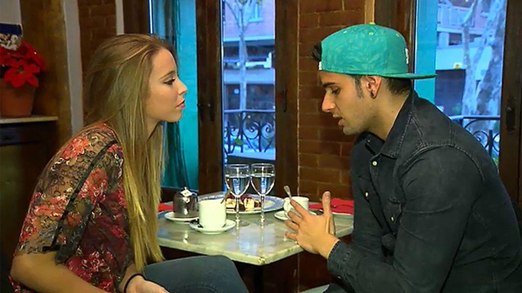 """Iván, sobre Diolinda: """"Es una chica que me gusta y no me voy a poner freno"""""""