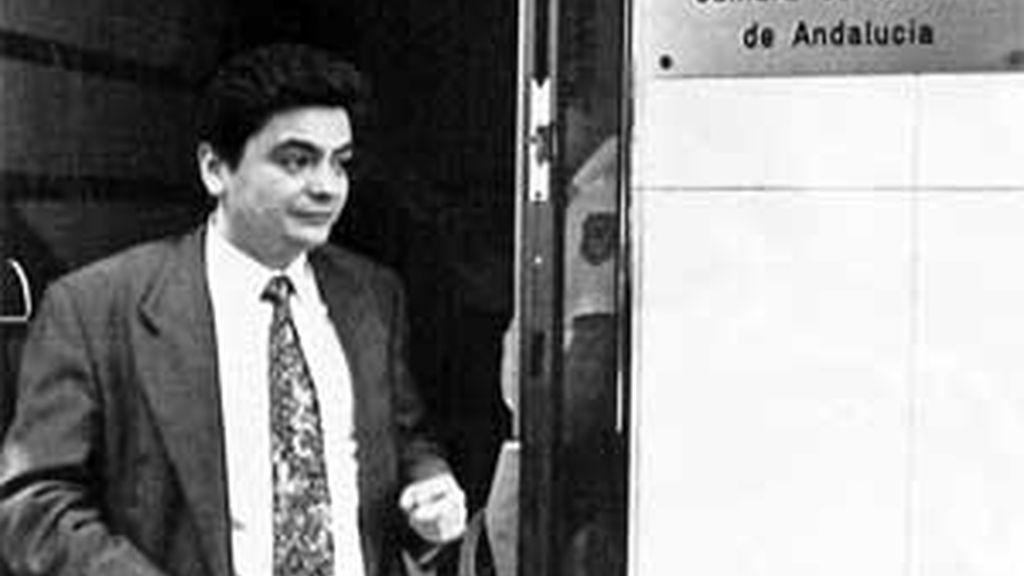 El juez Tirado sólo ha sido sancionado con una multa de 1.500 euros. FOTO: EFE