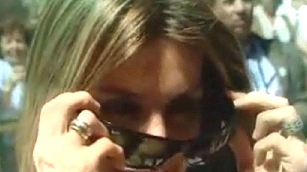 La Princesa de Asturias se enfunda las gafas de CQC