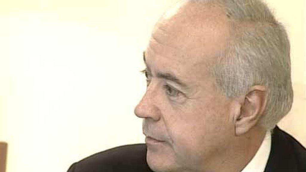 José Luis Moreno recibido en Interior