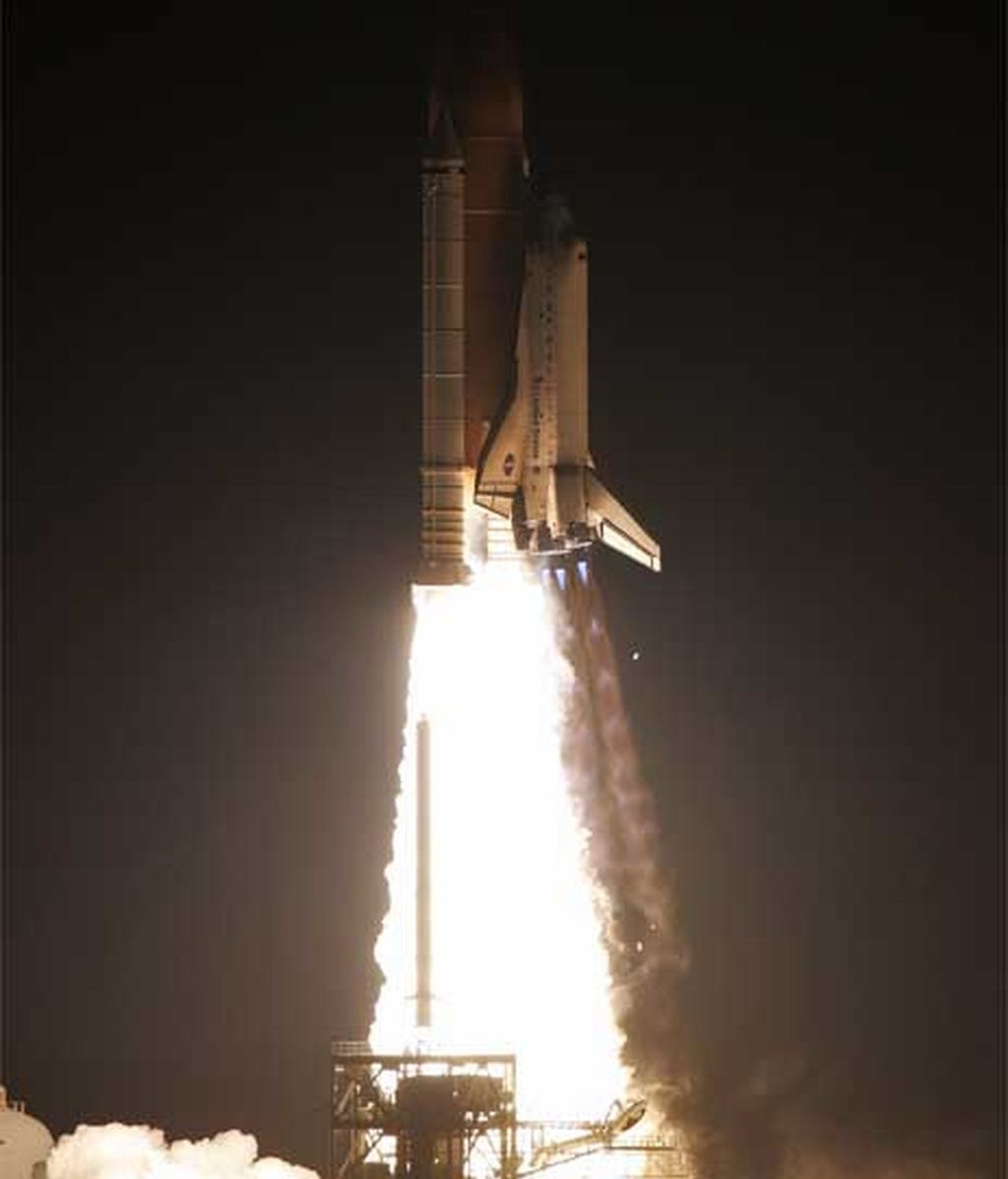 Rumbo a la ISS