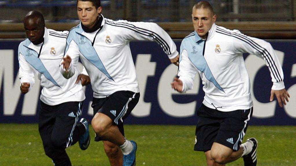 Cristiano Ronaldo, el más veloz