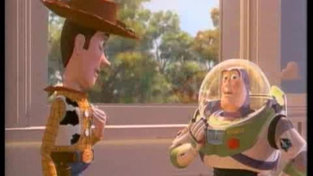 Vuelve Toy Story