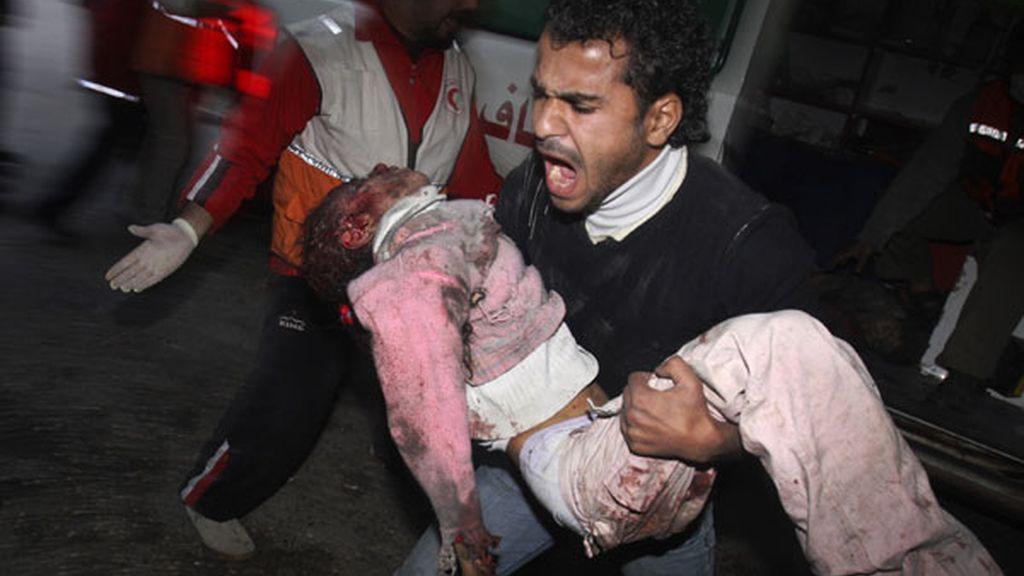 Preocupante situación en Gaza