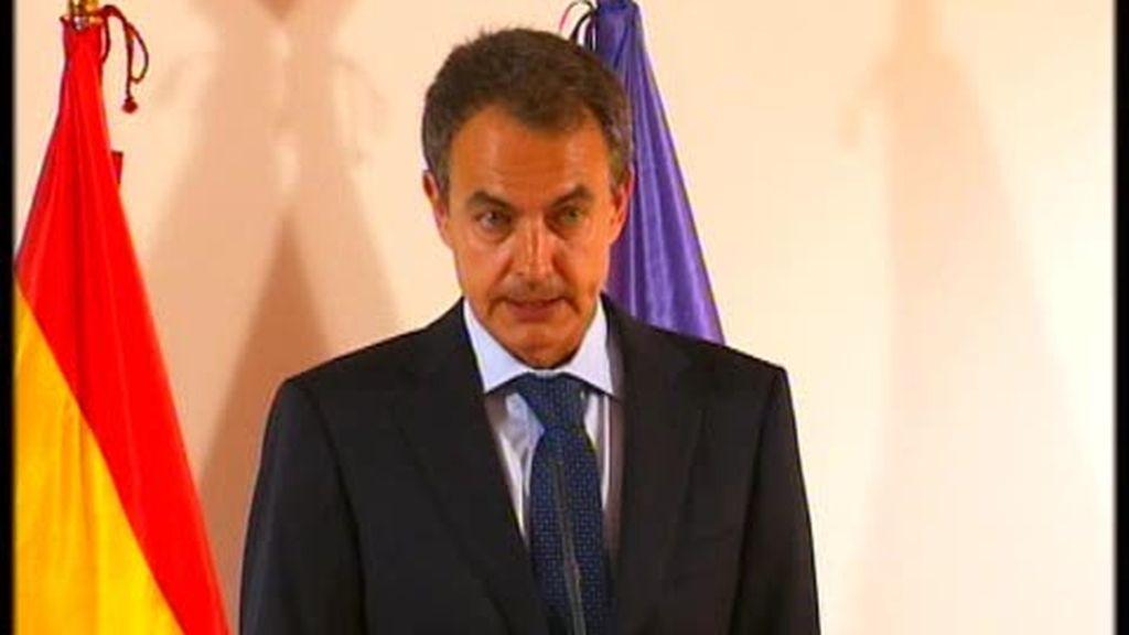 Zapatero y sus candidatos preferidos