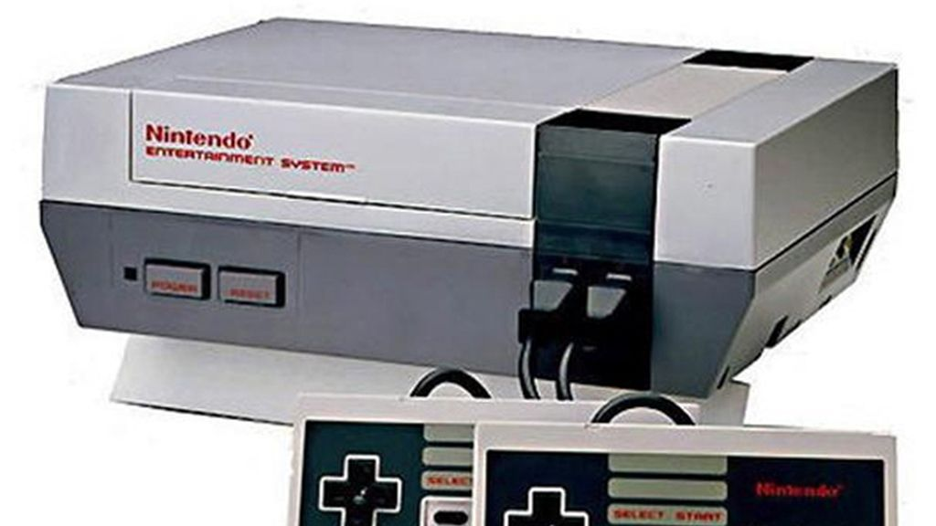 1985: 'Nintendo Entertainment System'