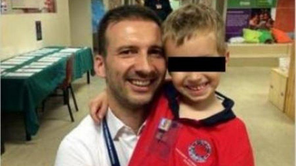 Un ejecutivo belga admite haber matado a su hijo de 5 años