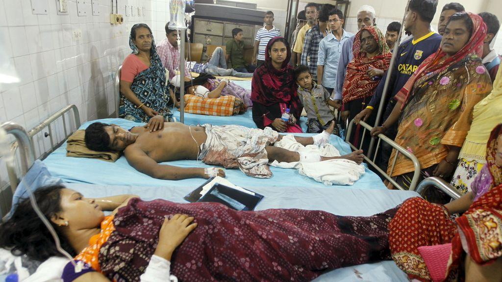 Atentados en Bangladesh