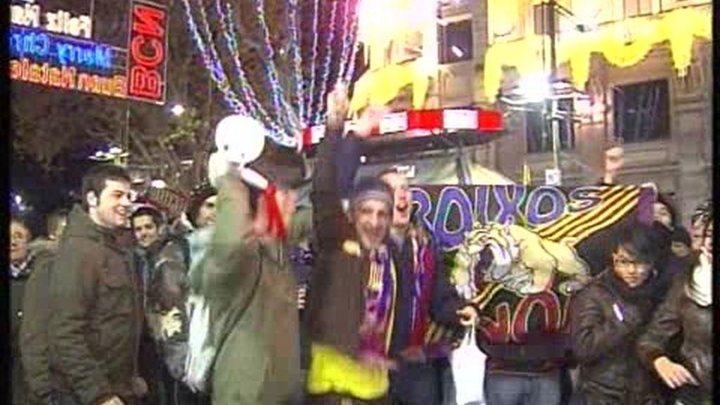 Disturbios en Canaletas