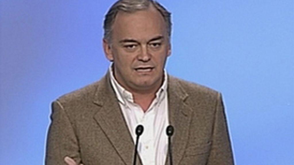 """El PP exige una comparecencia """"urgente"""" de Zapatero en el Congreso"""