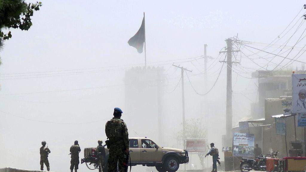 Atentado en Kandahar