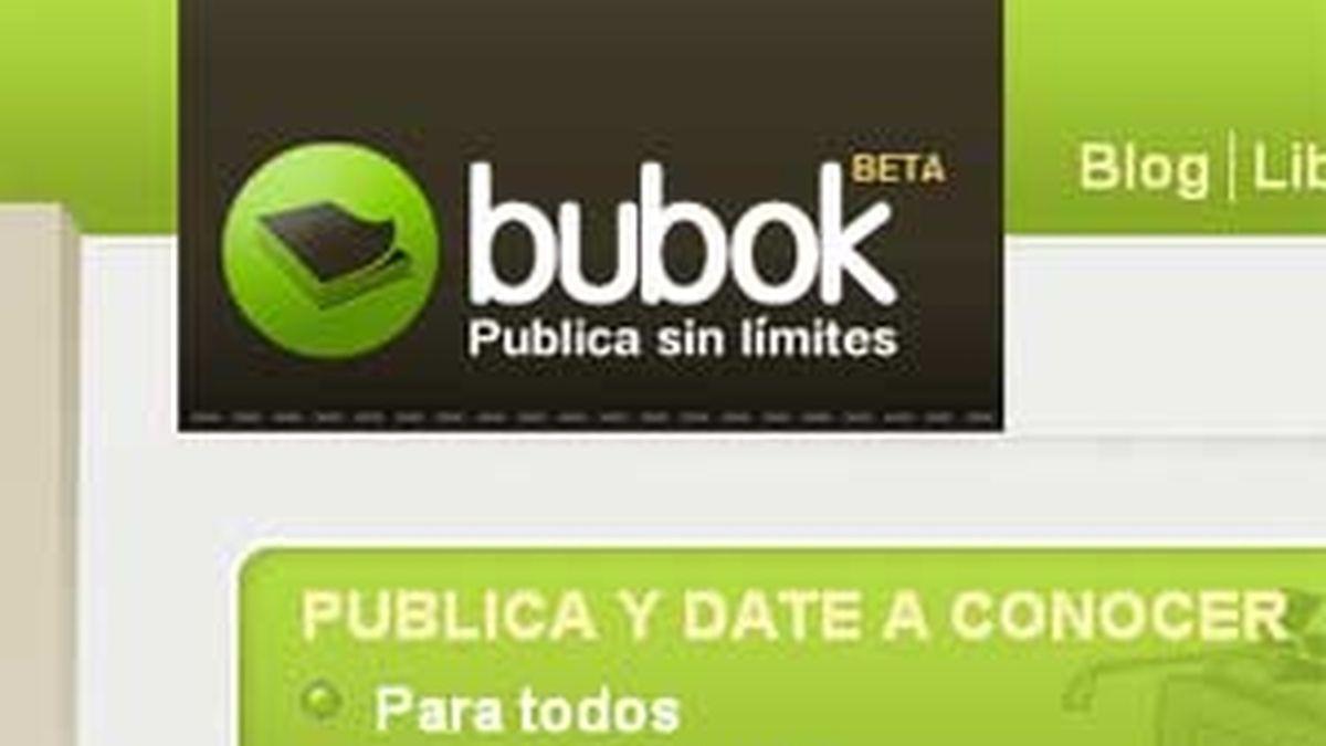 Bubok, publica sin límites.