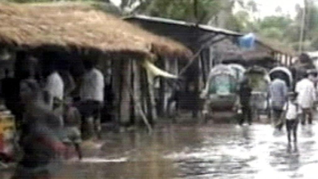 El ciclón deja más de 100 muertos