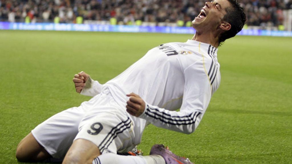 Cristiano Ronaldo logra que no decaiga la esperanza