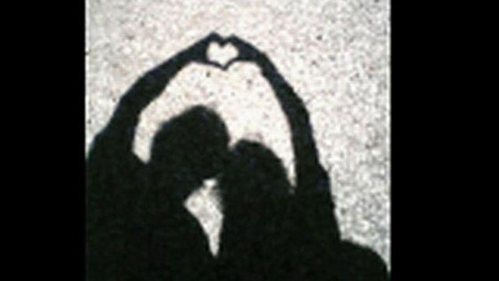 pareja, amor