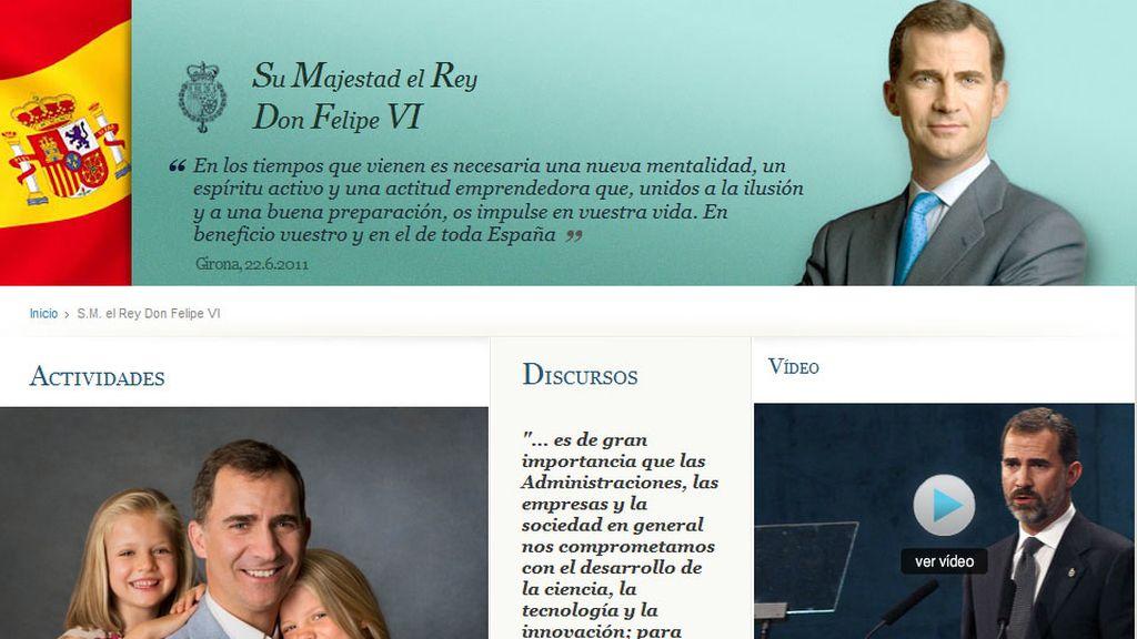 Web Casa Real