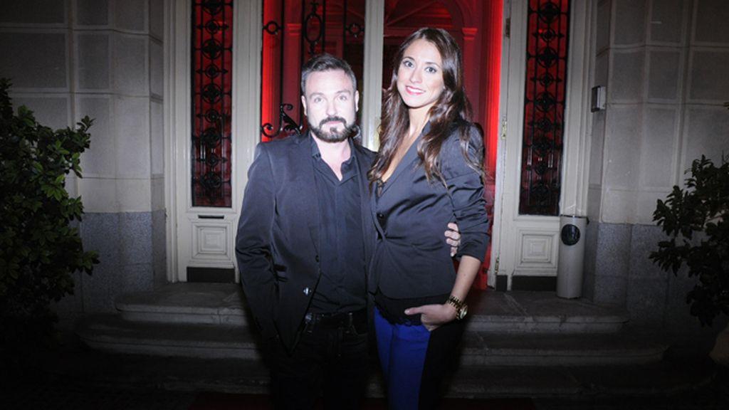 David Sánchez y Carolina Rodríguez, de DyP Comunicación