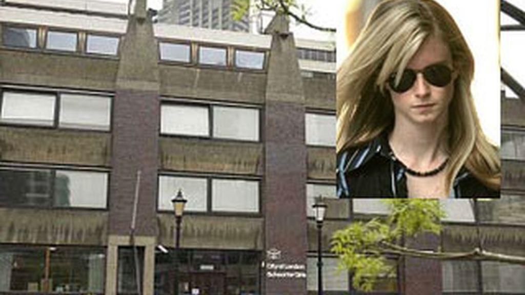 Imagen del colegio en el que trabajaba Helen Goddard en Londres. Foto: Daily Mail
