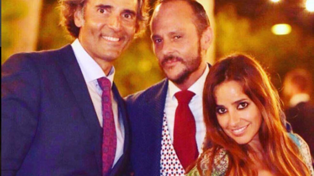 Rafael Lomana, Nacho Monts y Carmen Alcayde