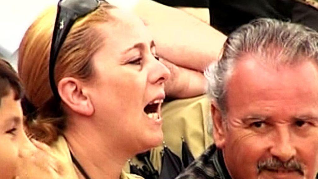 Los padres de los jugadores del Almería