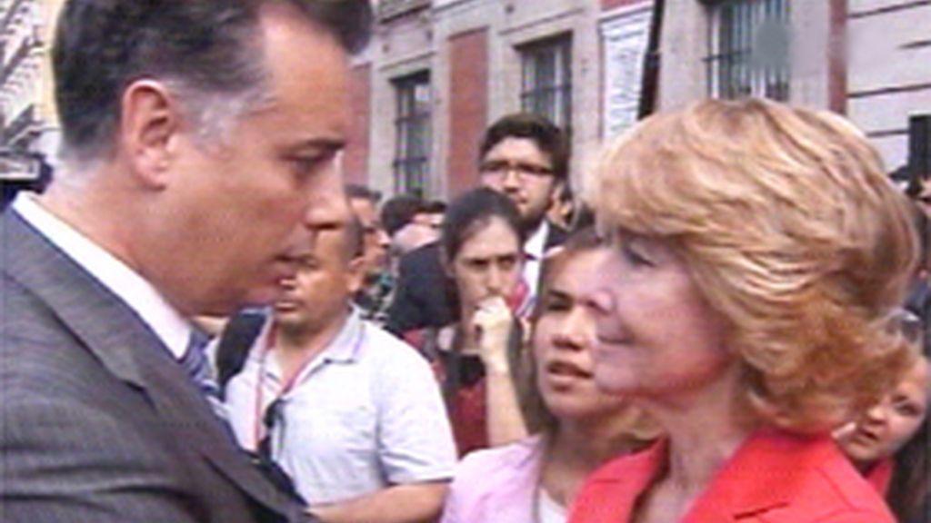 López Viejo, imputado