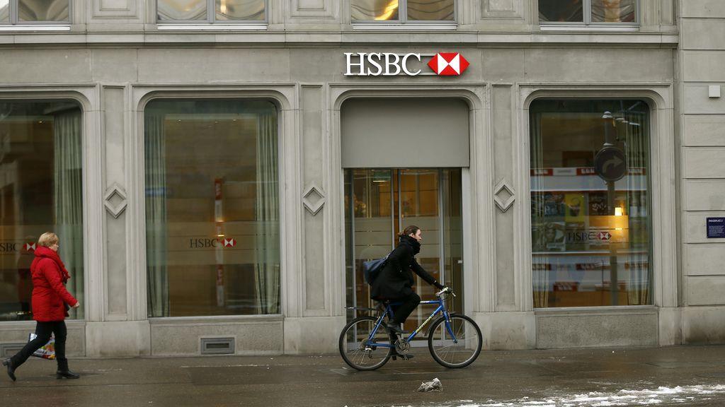 Sucursal del HSBC en Zurich