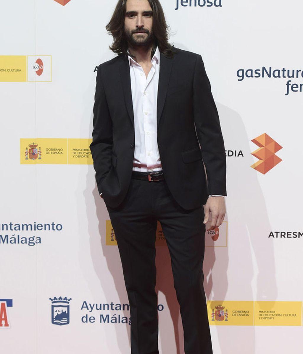 Aitor Luna, que trabaja junto a su hermano Yon González en 'To killing time'