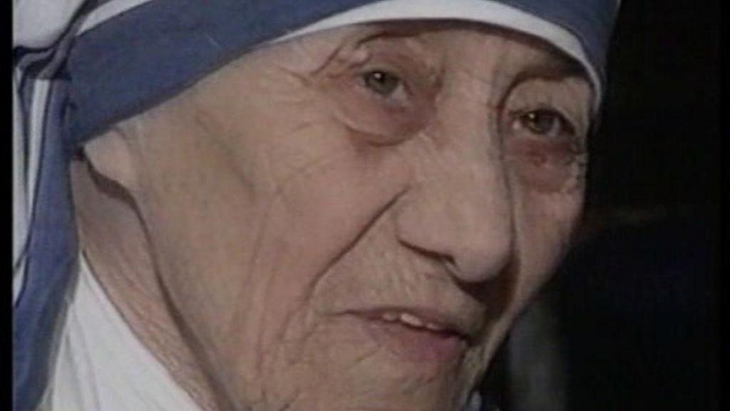 En memoria de Teresa de Calcuta