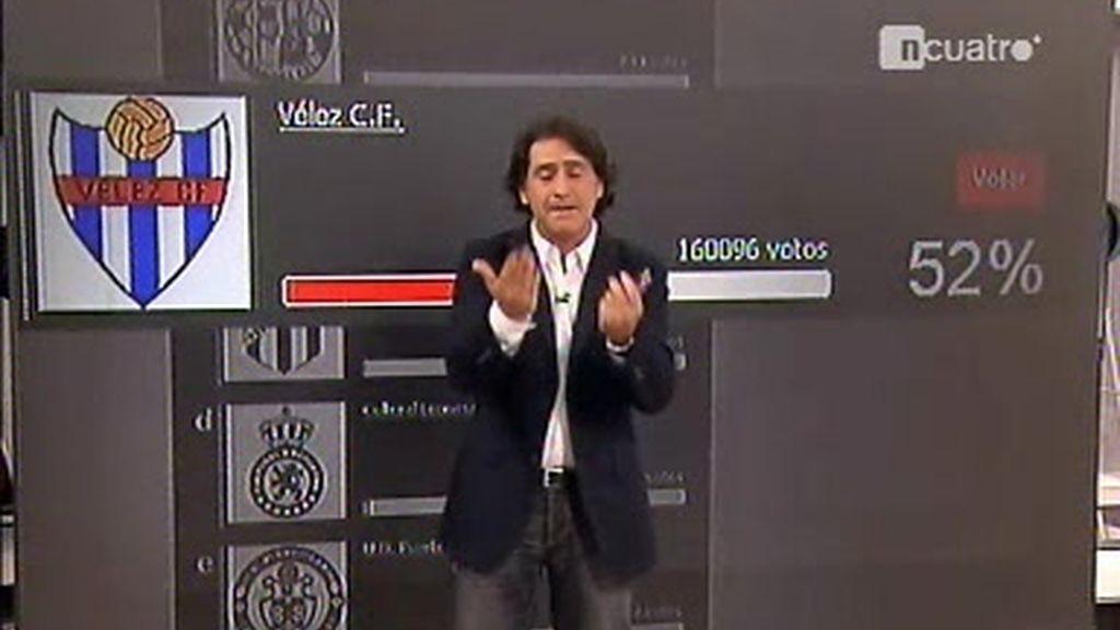 ¡El Vélez gana el concurso de la mejor campaña de abonados!