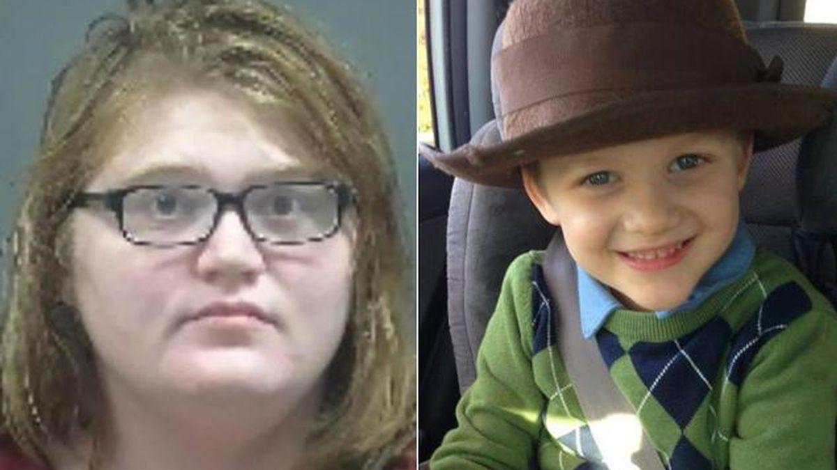 Jillian Meredith McCabe  y su hijo