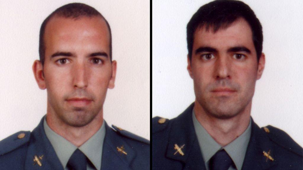 Diego Salvá y Carlos Saenz de Tejada