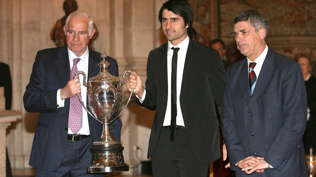 Fallece el exentrenador de fútbol Luis Aragonés