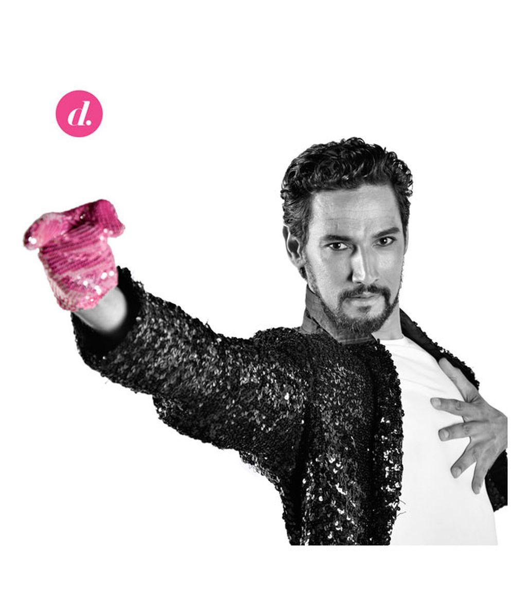 El malvado Khaled de 'El Príncipe' se convierte en 'el Rey del pop'