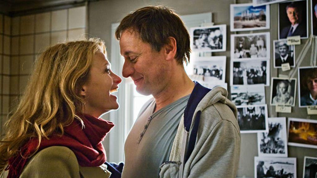 Mikael Blomkvist y Erika Berger