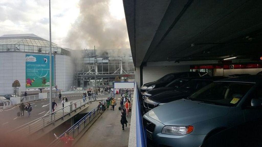 Explosiones aeropuerto Bruselas
