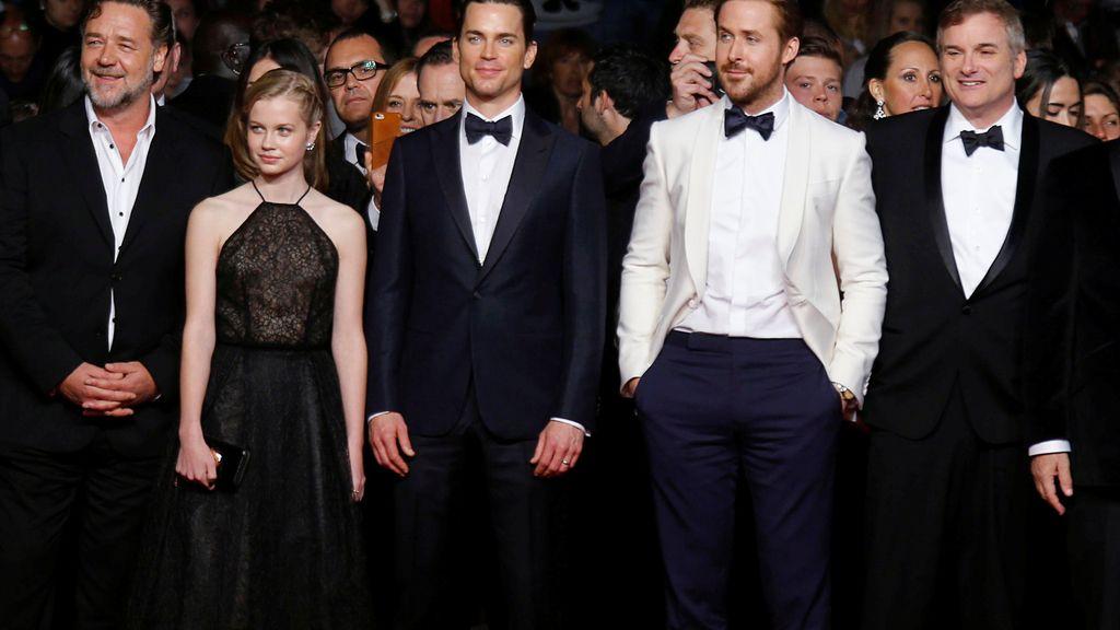 'Dos buenos tipos' en el festival de Cannes