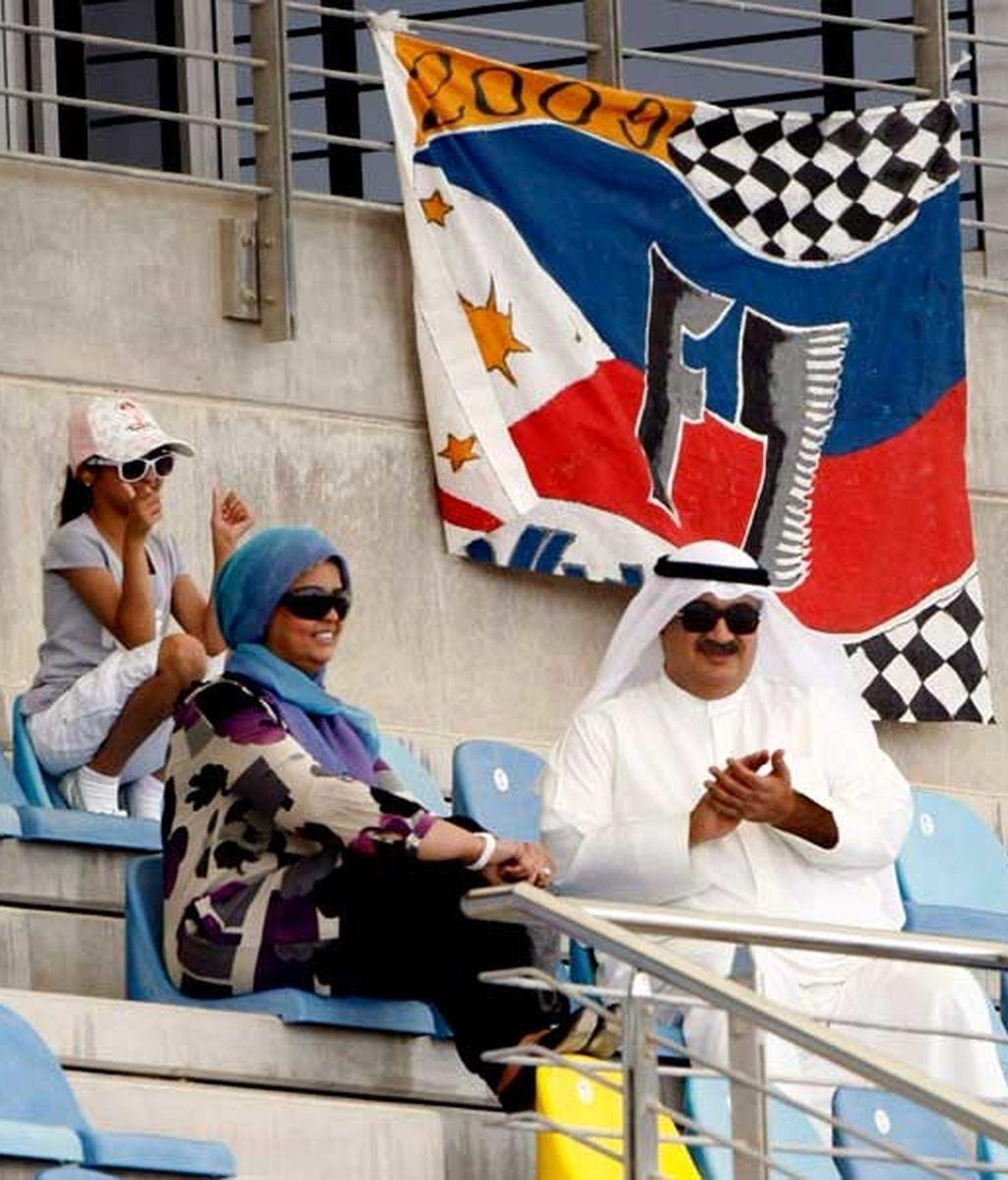 Seguidores en Bahrein
