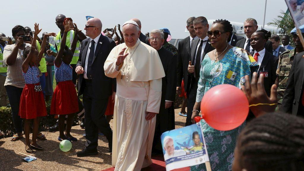 El Papa en República Centroafricana