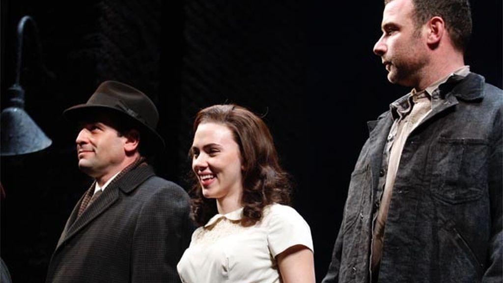 Scarlett Johansson debuta en Broadway